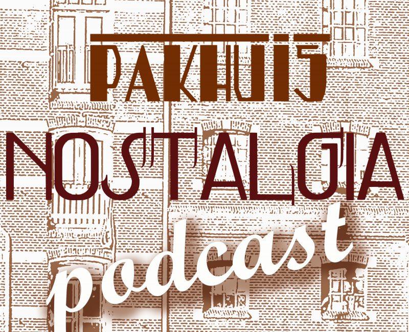 logo pakhuis nostalgia podcast