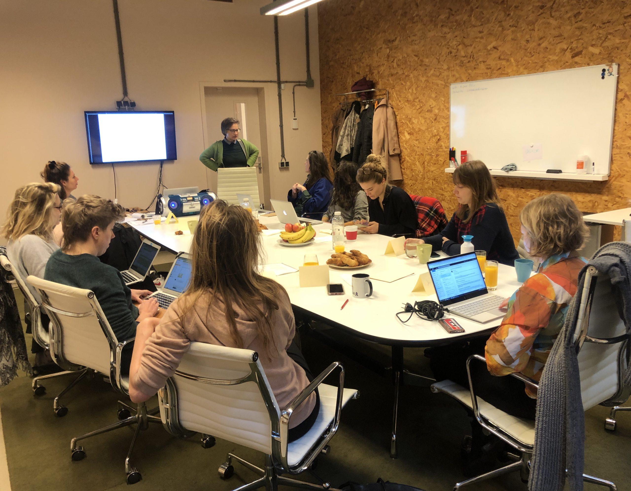 Workshop Schrijven voor Audio