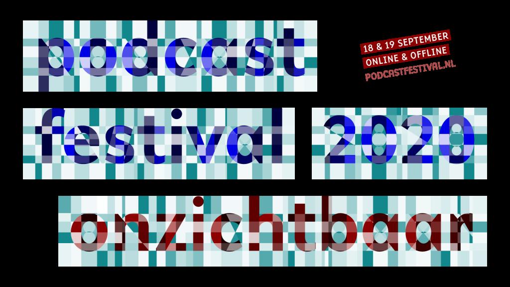 Banner Podcastfestival 2020